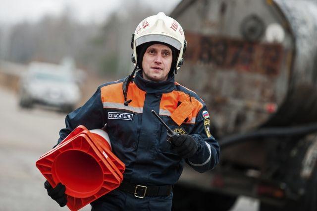 Шесть человек погибли и один ребенок выжил при крушении L-410