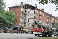 11 июля 2015 г. рухнула часть четвёртого подъезда дома на ул. Куйбышева, 103.