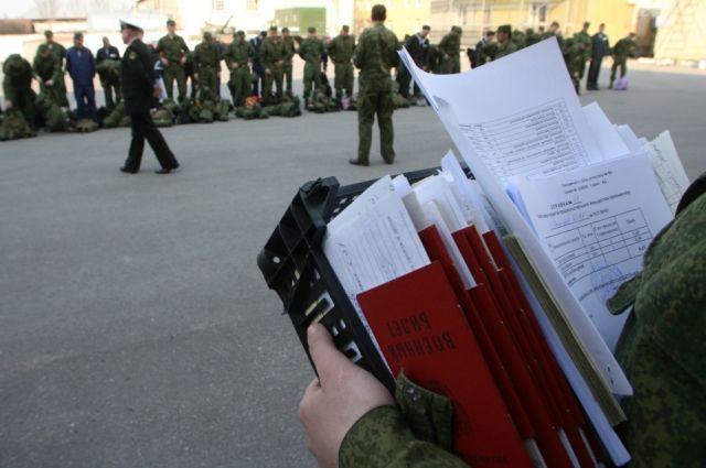 15 калининградских призывников отправятся служить в Президентский полк.