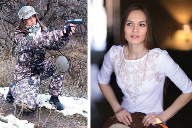 Анастасия Бабир (на фото слева) и Ольга Ли вызвали интерес у режиссёра из Германии.