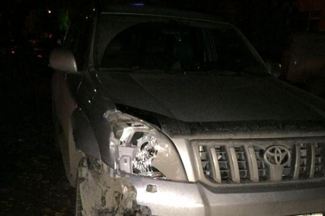 Волгоградский школьник навнедорожнике сбил пешехода и исчез сместа ДТП
