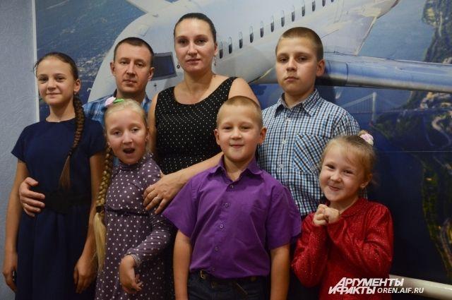 Дети даже и представить не могут, чтобы кого-то из них не было, что в семье бы рос только один ребенок.