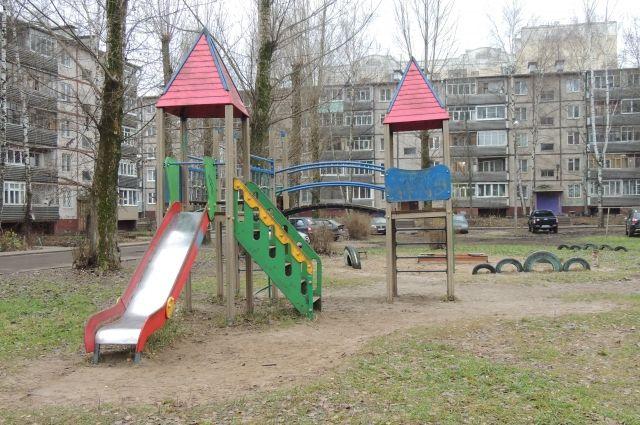 За детские городки будут платить даже те, у кого нет детей.