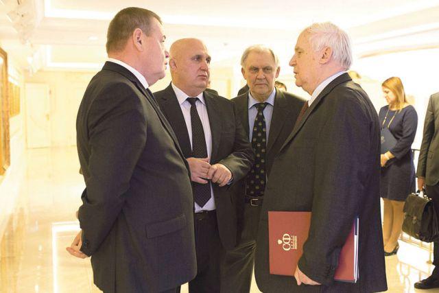 Сенаторы от Белгородской области высоко оценили  достижение белгородского предприятия.
