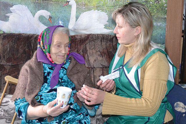 коломенский дом интернат для престарелых и инвалидов