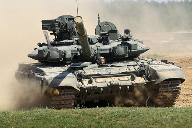 ВКурске состоится выставка военной техники