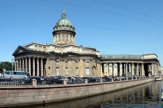 Музей в Казанском соборе располагался на протяжении 68 лет.