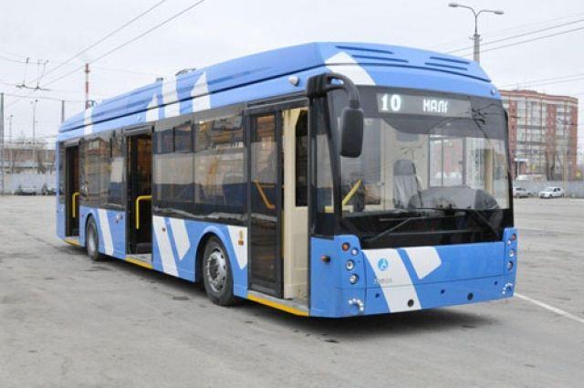 ВЕкатеринбурге испытывают 1-ый электробус