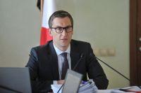 Ярослав Семёнов, председатель кабинета министров Удмуртии.