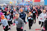 Тысяча человек пробежали дистанцию, чтобы помочь детям.