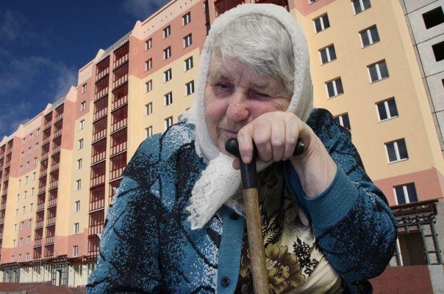 ВЛенобласти у пожилых людей  похитили как минимум  1 млн руб.  пенсий