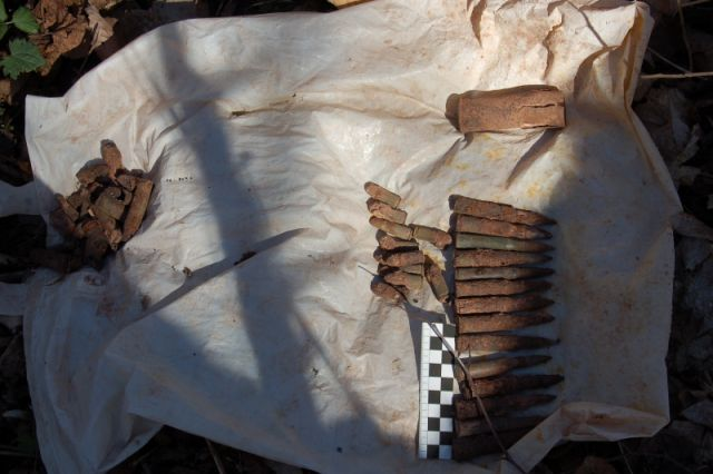 В Калининграде полицейские подбрасывали боеприпасы для улучшения статистики.