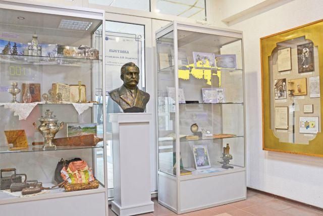 Главная цель выставки - помочь сохранить память о великом изобретателе не только на его малой родине, но и за её пределами.