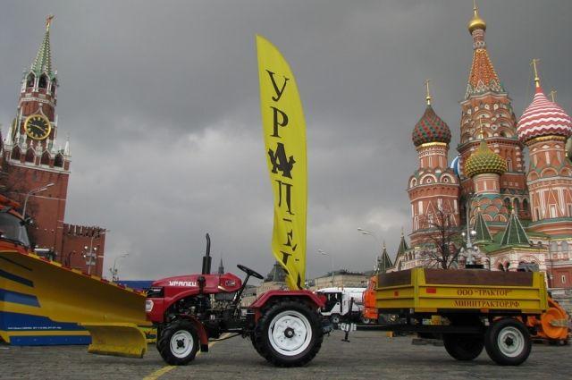 За 17 лет выпущено свыше 21 тысячи малогабаритных тракторов под собственной торговой маркой «Уралец» и более 50 наименований навесного и прицепного оборудования.