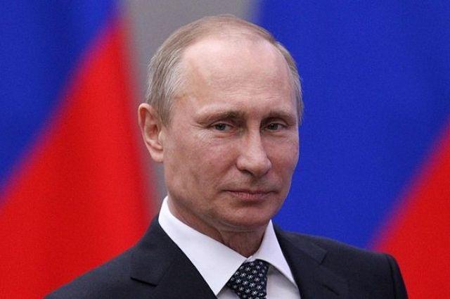 Владимир Путин вручил госнаграды в Кремле