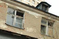 Конструкция здания не отвечает требованиям безопасности.