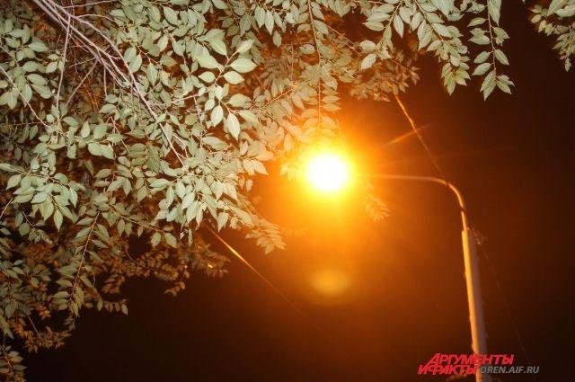 Жители Гусева пожаловались на плохое освещение в городе.