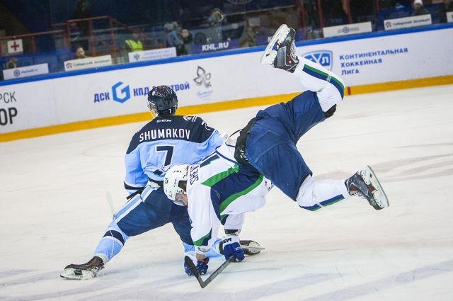 «Сибирь» вовертайме обыграла «Югру»— КХЛ