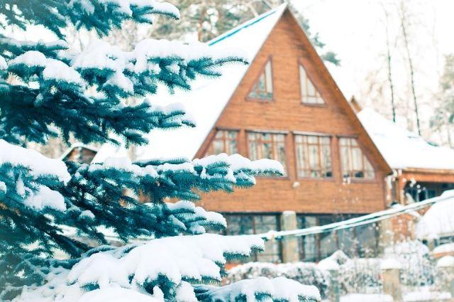 Рынок загородной недвижимости: почему дома лучше покупать зимой?