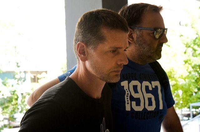 ВГреции перенесли слушания поделу обвиняемого вмошенничестве жителя России