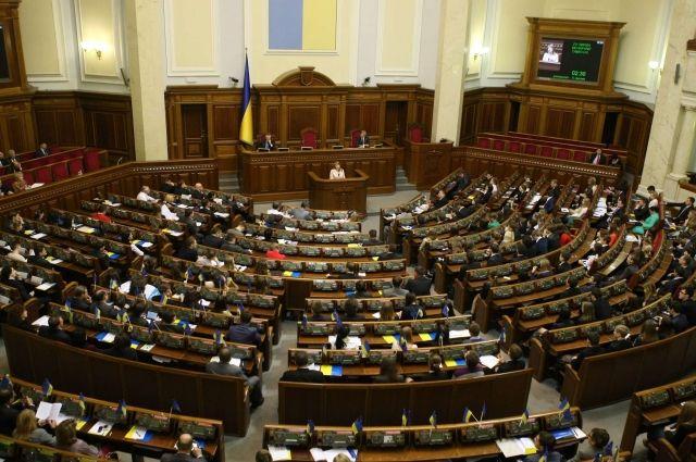 Рада приняла закон о правилах для «маски-шоу» силовиков