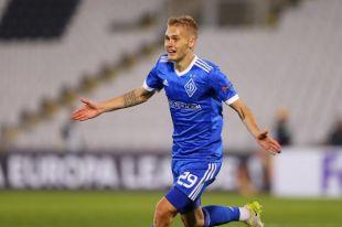 Юный футболист «Динамо» Буяльский стал отцом