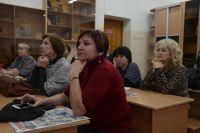 Врачи рассказали преподавателям о симптомах опасных заболеваний.