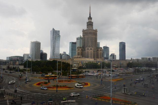 Вправительстве Польши поддержали идею сноса вВаршаве сталинской высотки