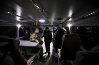 Порошенко вышел на новом военном катере в открытое море