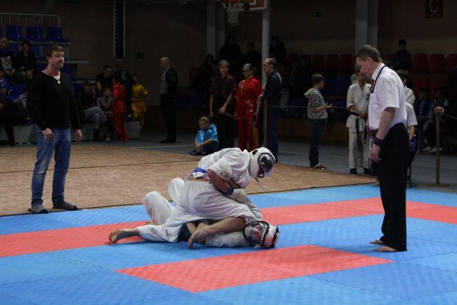 Спортсмен из Иркутска стал чемпионом мира по ушу.