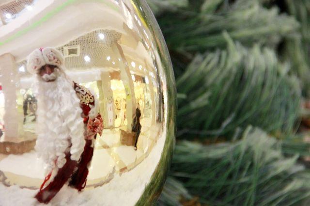 Дед Мороз ждет всех желающих на свой День Рождения.
