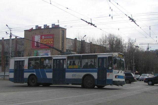 Вовторник вСмоленске восстановят движение троллейбусов наШевченко
