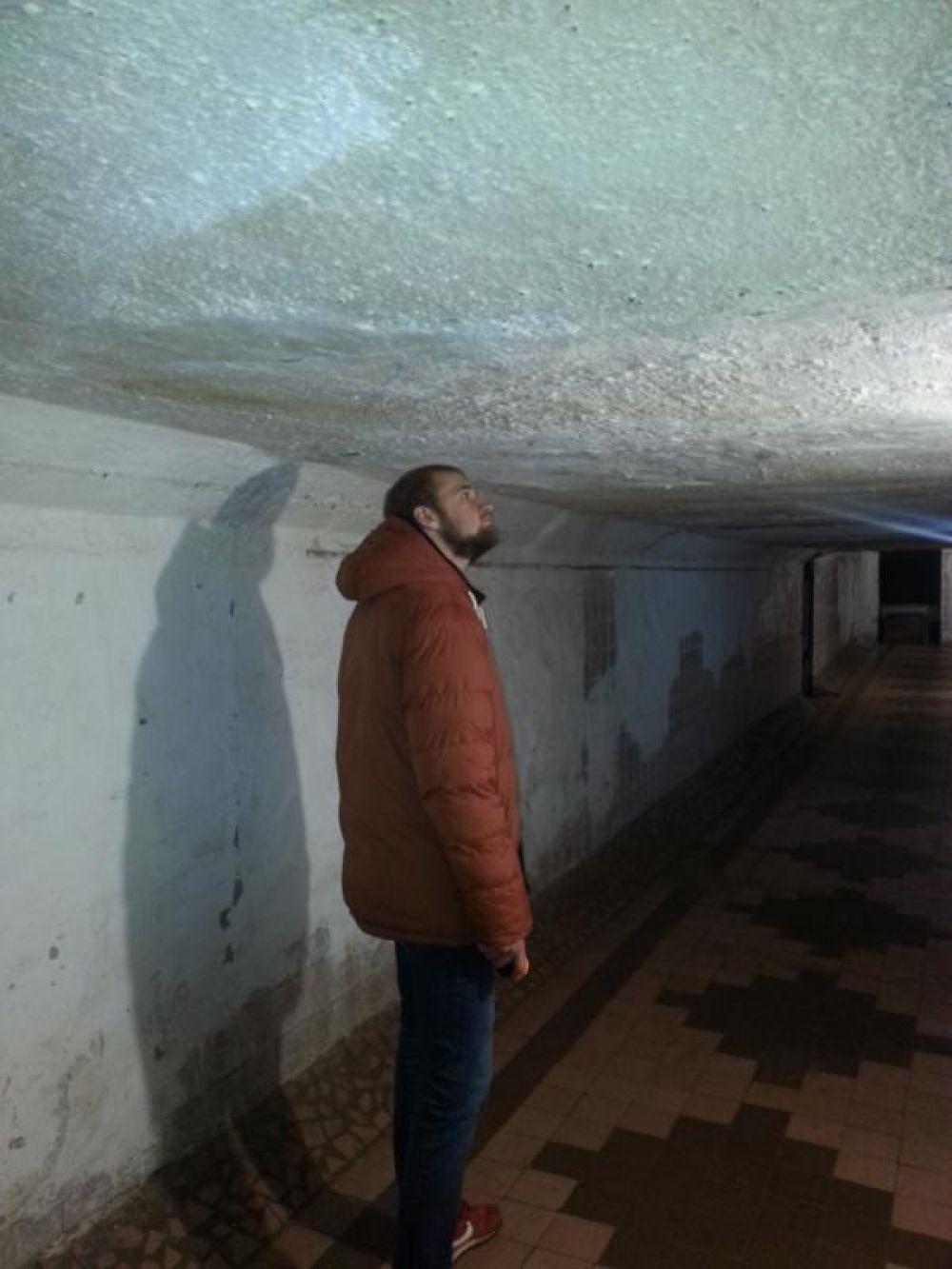 Сейчас в подземный город водят экскурсии, но большая его часть закрыта для посетителей.