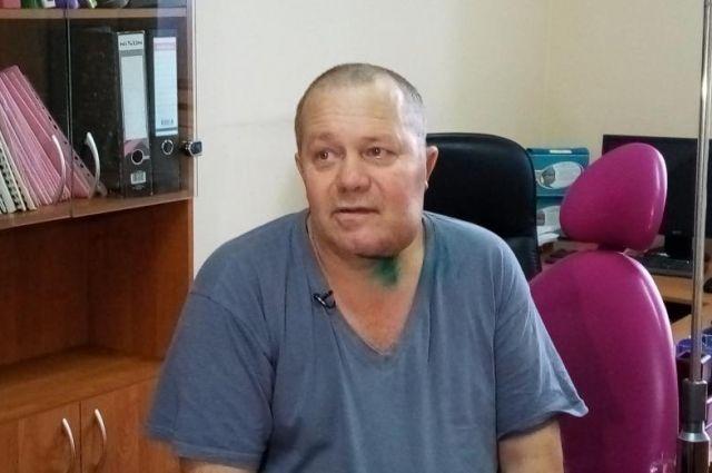 Пациенту краевой клиники имплантировали титановую челюсть