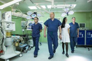 Иркутские детские хирурги – в главных ролях.