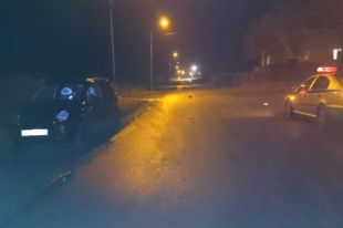 В Черняховске в ДТП погиб пенсионер-нарушитель.