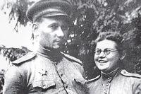 Со вторым мужем, Иваном, Алла в буквальном смысле слова прошла всю войну.