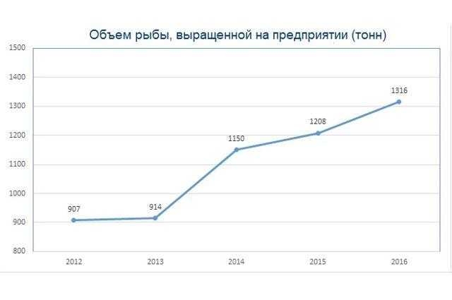 Тюменские рыбоводы наращивают производственные мощности