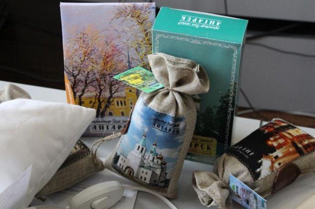 Сувениры из Иркутска дошли до финала конкурса.