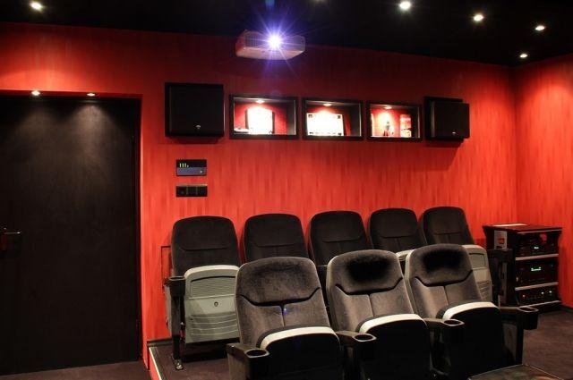 Кинотеатр откроют 23 декабря.