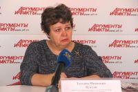 Татьяна Плетан.