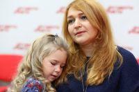 Мама Яны Татьяна Васильева сторонник раннего развития.