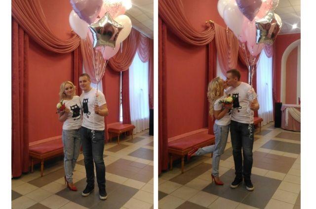 Антон и Кристина познакомились в социальных сетях.
