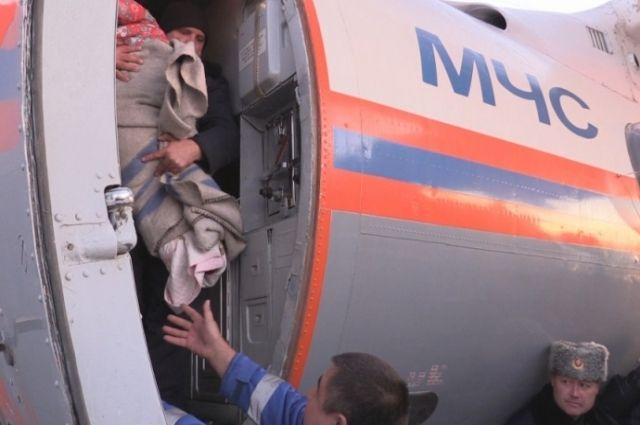 Состояние пострадавшей вавиакатастрофе вХабаровском крае оценивается как стабильное