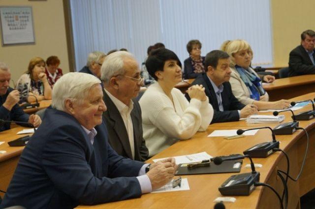 В Дзержинске состоялось заседание общественного совета при главе города.