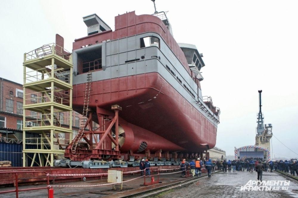 Основная особенность судна – возможность хранения улова в танках с охлаждаемой морской водой.