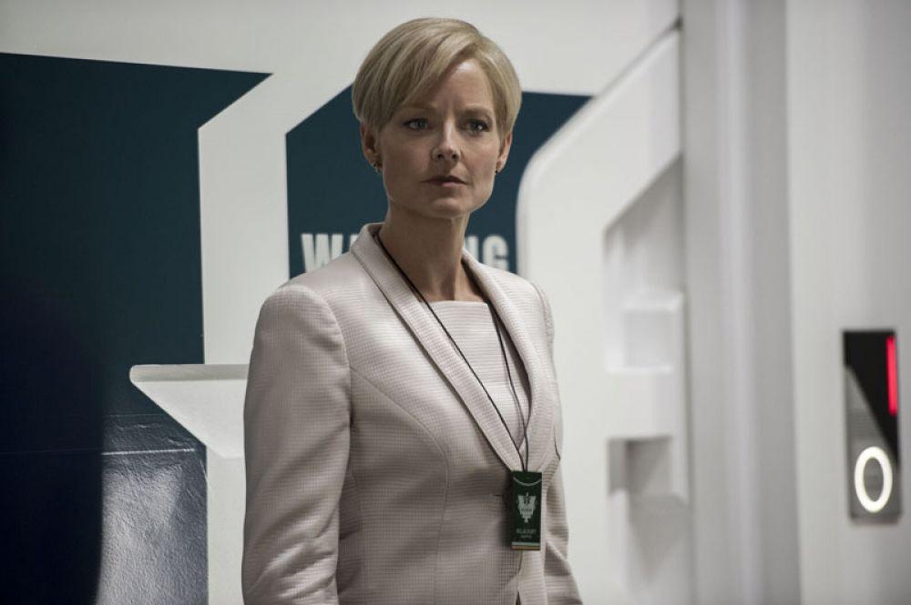 В августе 2013 года состоялся выход научно-фантастического фильма «Элизиум — рай не на Земле» с участием Джоди.