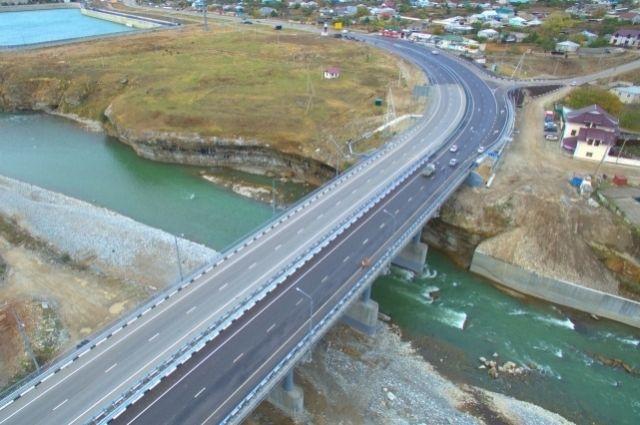 ВКарачаево-Черкесии откроют мост через Кубань