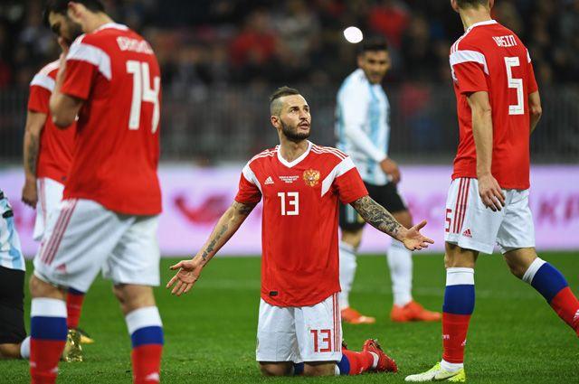 Сборная Эстонии опустилась врейтинге ФИФА на84-е место