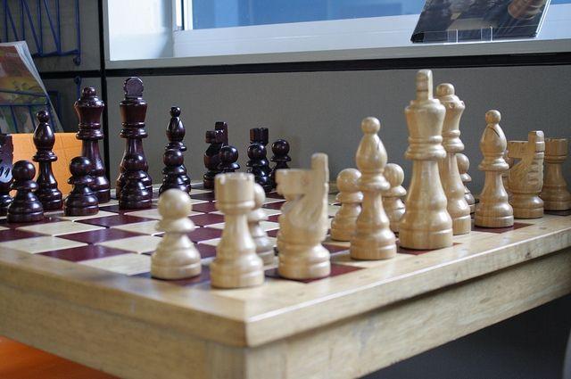 Тюменец Даниил Юффа участвует в чемпионате шахматистов в Тарвизио (Италия)